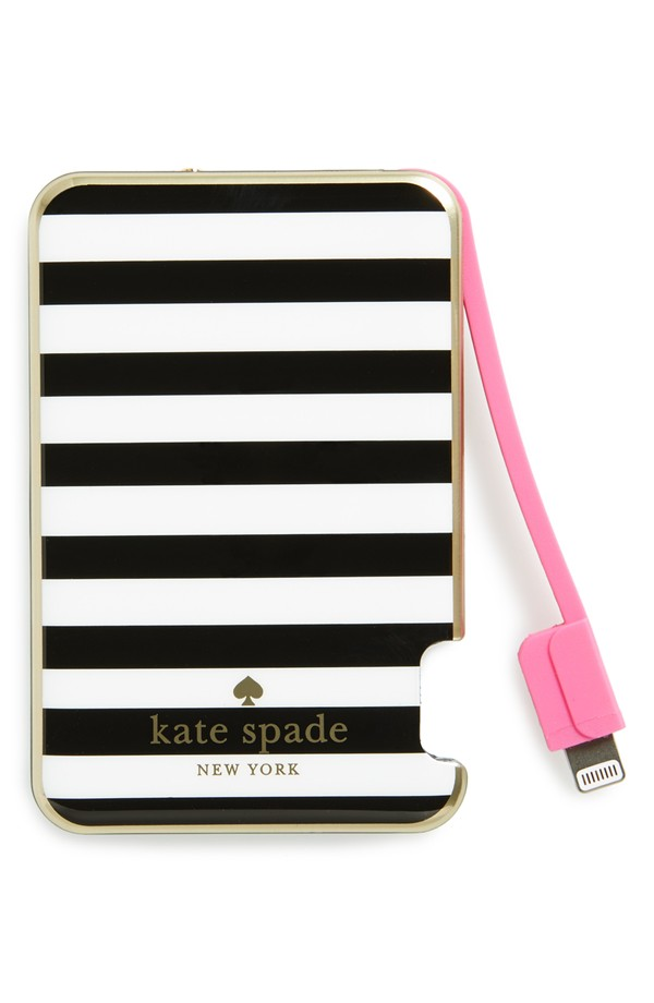 Kate Spade Portable Charger