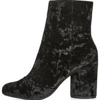 top-shop-velvet-booties