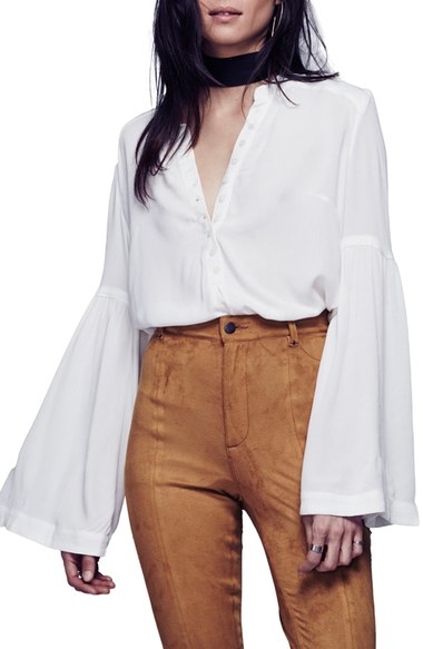 Free People Bell Sleeve Top.jpg