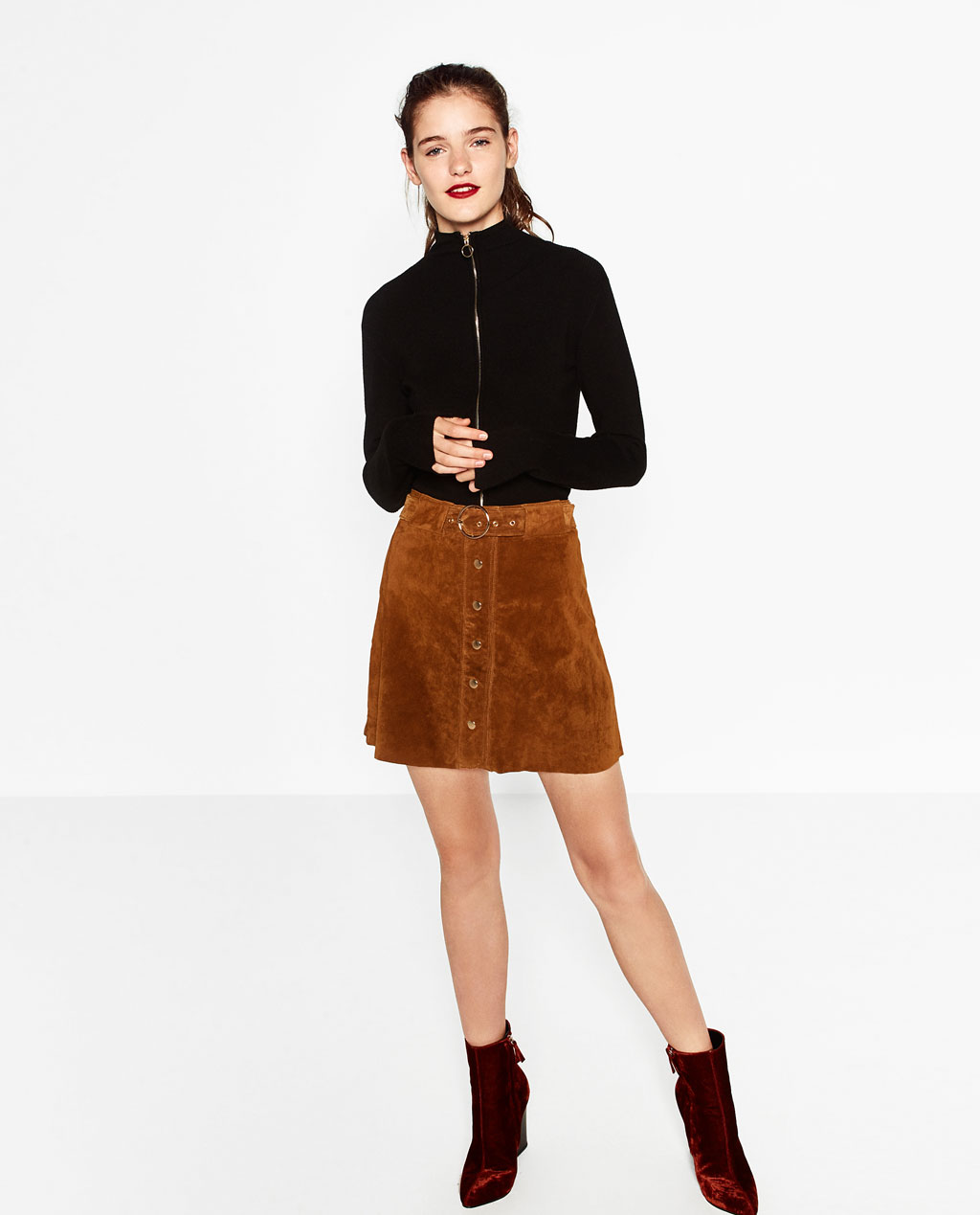Leather Mini Skirt Zara.jpg