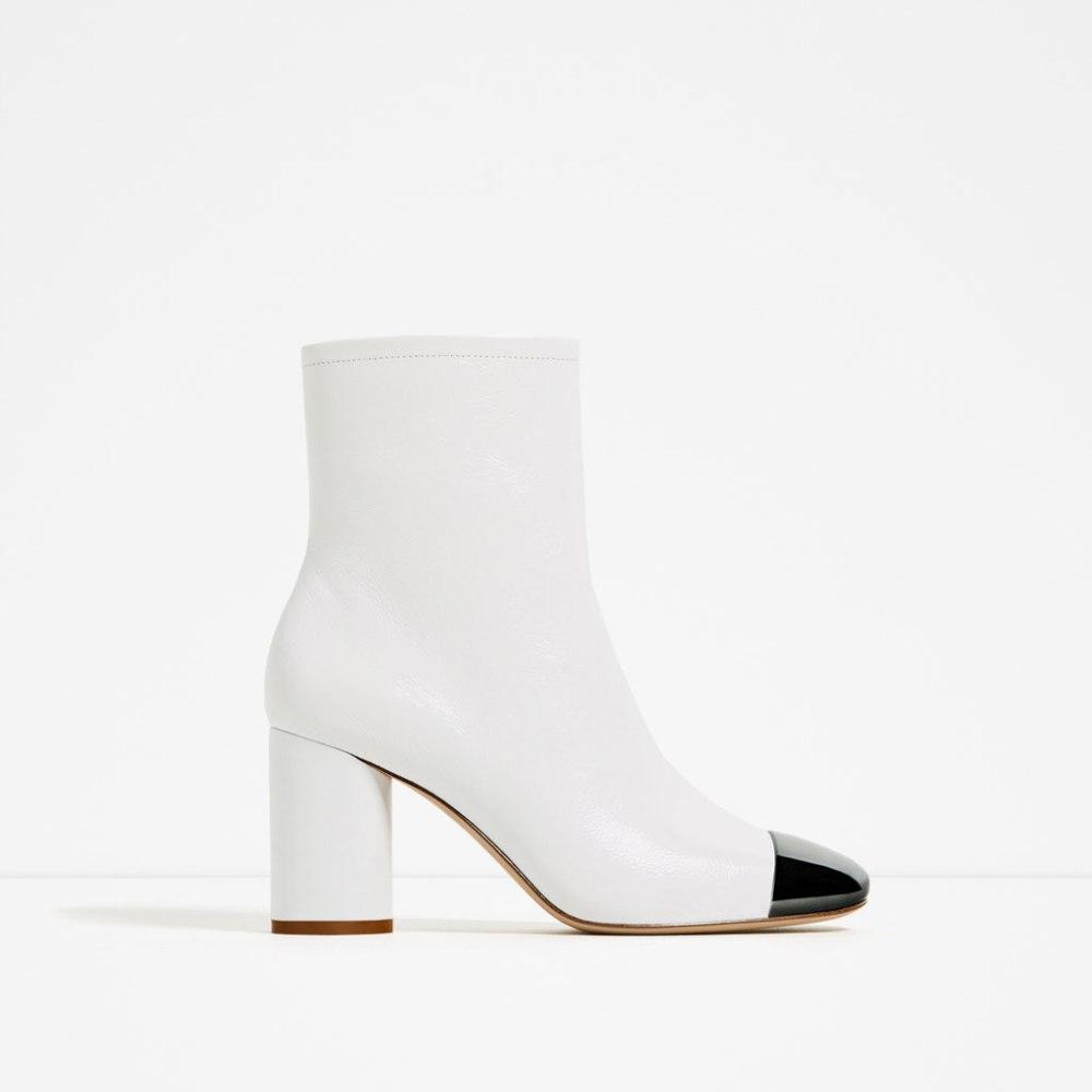 zara-white-bootie
